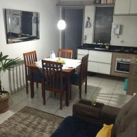 Copacabana Flat-2 rooms-space & view