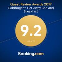 Goldfinger's Get Away Bed and Breakfast