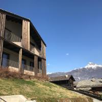 Appartamento trilocale panoramico