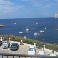 Seafront Apartment in Xlendi Bay, Gozo, Malta
