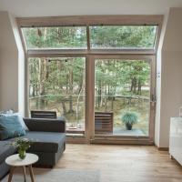 NEW scandinavian style apartment in Nida