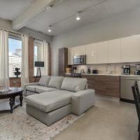 Urban 1 & 2 Bedroom Units in Downtown Dallas