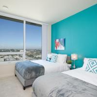 Popular Downtown San Diego Exclusive 3 Bedroom Penthouse
