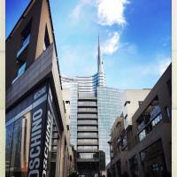 108 eclettico loft zona corso Como milano