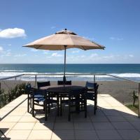 Oakura Beach Front Holiday Home