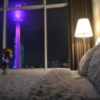 Vortex Suites KLCC with i-Stay