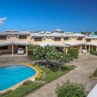 Ambitious Nadi Apartment