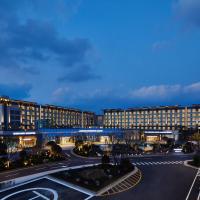 Landing Jeju Shinhwa World Hotel