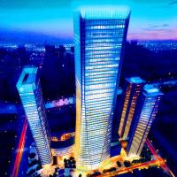 Chengdu Cloud Service Apartment Chunxi Taikoo Branch
