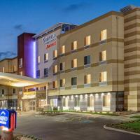 Fairfield Inn & Suites By Marriott Alexandria
