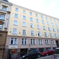 Cozy studio apartment in Helsinki city center (ID 7535)