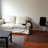One bedroom apartment in Vaasa, Pitkäkatu 62 (ID 7621)