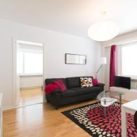 One-bedroom stylish apartment for 2 persons (ID 8347)