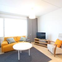 A two-bedroom apartment for five persons in Leinelä, Vantaa. (ID 9127)