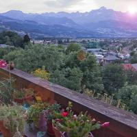 Le Mont Fleuri Saint Gervais Les Bains