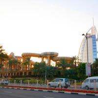 R&H - 4BR Luxury Villa, Burj Al Arab, Beach