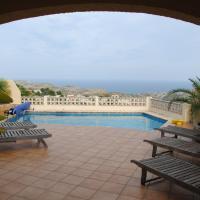 Preciosa villa con vistas panorámicas y 4 terrazas