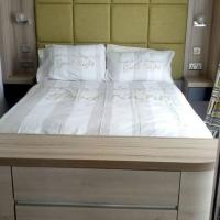 Prestige 6 berth luxury caravan