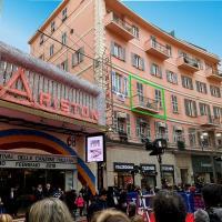 A Sanremo, un' oasi del teatro Ariston