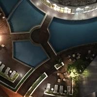 Vip Beira Mar, Luxo 7 piscinas, academia Vista Mar