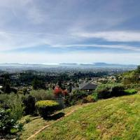 Stunning Bay Views in Oakland Hills