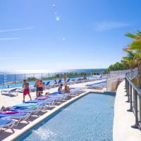 Lagrange Grand Bleu Vacances - Camping de l'Arquet