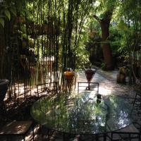 B&B, terrasse et jardin