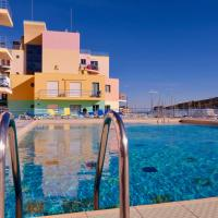 Albufeira Marina with swimming pool and garage