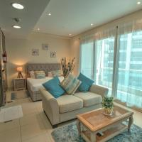 Studio Apartment in Royal Oceanic by Deluxe Holiday Homes
