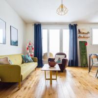Comfortable 2 rooms - Maraîchers