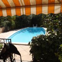 Villa & piscine / jardin 400 m²/ 3 chambres/proche plages/Rés tourisme 3 étoiles