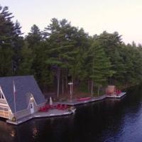 Island Cottage Lake Muskoka