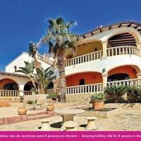 Book It Villa Moraira Breeze