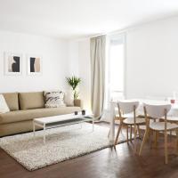 Appartement Paris-Buttes Chaumont