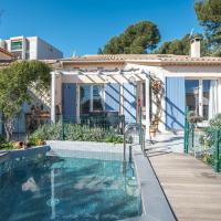Villa 3 BR + mezzanine quiet and swimmingpool- Vallauris- by IMMOGROOM