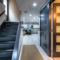 Custom finished - business ready apartment