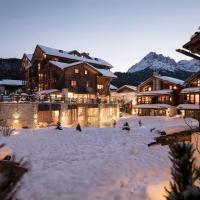 Post Alpina - Family Mountain Chalets