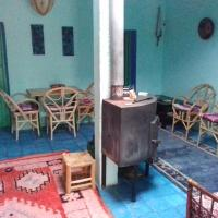Maison Rural Akchour / Taourart