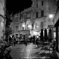 Place de la Roquette, centre historique