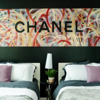 Downtown San Diego 2600sqft Chanel Penthouse