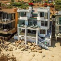 Luxury Beachfront Malibu Home