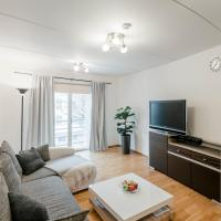 Roosikrantsi Apartment by Freedom Square