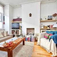 Spacious 1 bed Apartment in Fulham with Garden