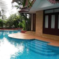 Villa with a pool in Guirim, Goa, by GuestHouser 63577