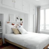 Appartement Paris-La Goutte-d'Or