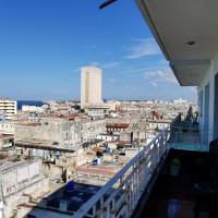 Sea view apartment in Havana Center!!!