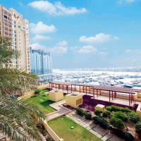 PK Holidays - Marina Residence - Palm Jumeirah | Huge Sun Terrace