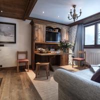 Appartement 35m² Domaine du Jardin Alpin