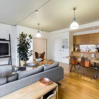 Spacious 2BR Modern Home in Shoreditch