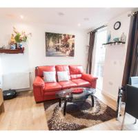 Bright, Cozy 1-br Flat For 4 In Bromley North